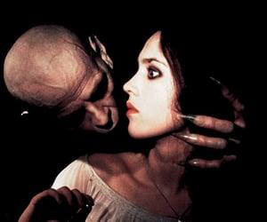 dark, gothic, and vampire image