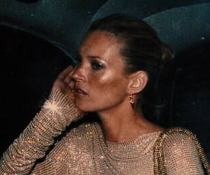 fashion, kate moss, and supermodel image
