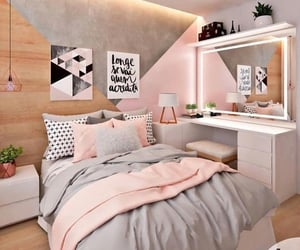 Chambre, diy, and house image