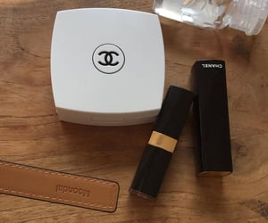 beauty, chanel, and cushion image