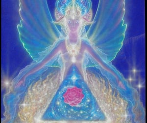 mystical, by gilbert williams, and otherworldly image
