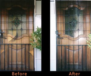 security doors melbourne, security screens ringwood, and security screens rowville image