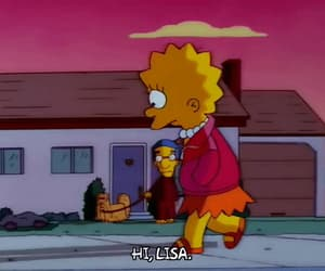 aesthetic, depressed, and simpsons image