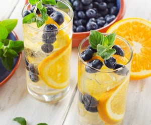 blueberries, FRUiTS, and natural image
