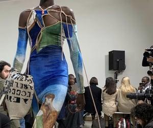art, body, and dress image