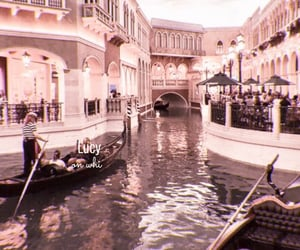 travel, venice, and architecture image