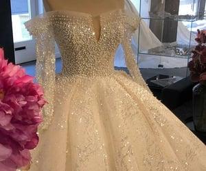 bride, fashion, and princess image