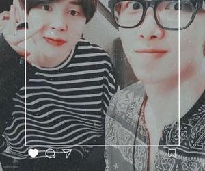 kim, rm, and namjoon image