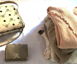 clothes, outfits, and wallet image