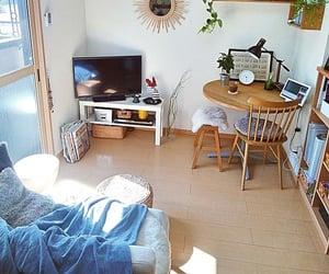 apartment, interior design, and room decor image