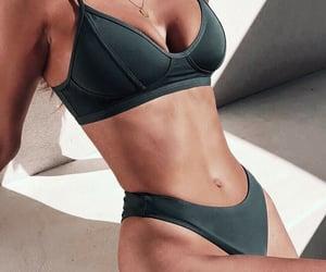 aesthetic, bikini, and fashion image