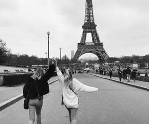 paris, fashion, and friendship image