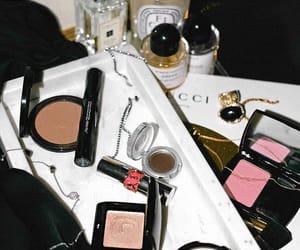 gucci, make up, and shiseido image