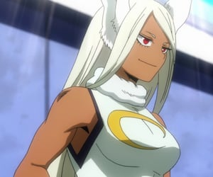 anime, mirko, and anime icons image