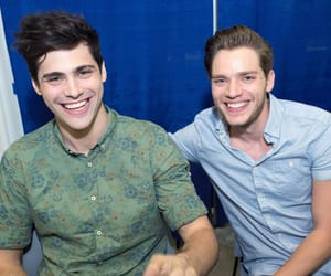 actor, dom, and dominic sherwood image
