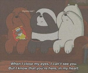 quotes and we bare bears image