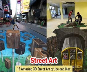 3D art, street artworks, and art image