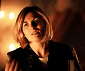 doctor who, jodie whittaker, and gif image