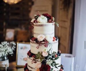 bride, mr, and cake image