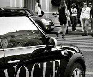 vogue, dior, and car image