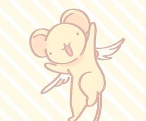 anime, pastel, and sakura kinomoto image