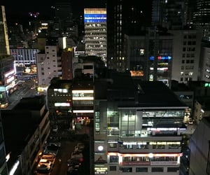aesthetic, authentic, and city lights image