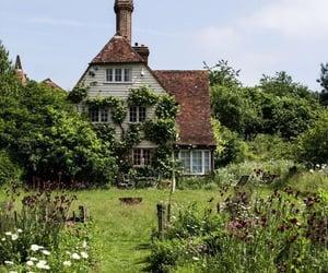 cottage, nature, and cottagecore image