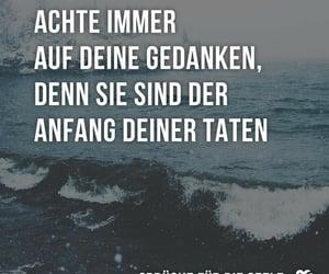 deutsch, text, and zitate image