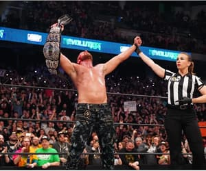cody rhodes, the shield, and aew image