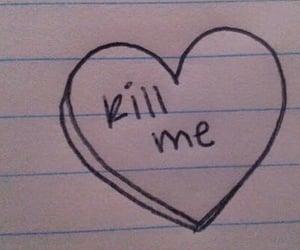 heart, kill, and kill me image