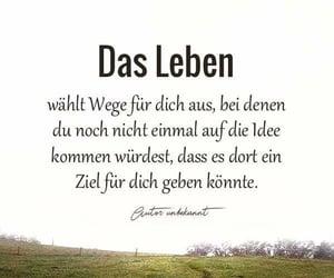 deutsch, dich, and weg image