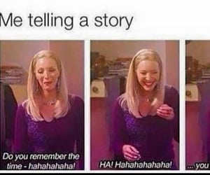laughing, phoebe, and quotes image