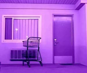 aesthetic, pink, and purpleaesthetic image