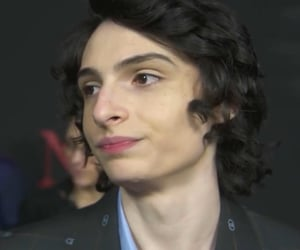 finn wolfhard, rp, and filtered image