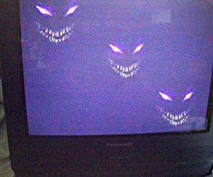 aesthetic, purple, and demon image
