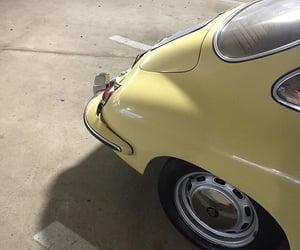 car, pastel, and vintage image