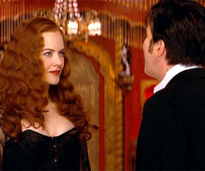 christian, ewan mcgregor, and Nicole Kidman image