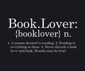 books, definition, and quote image