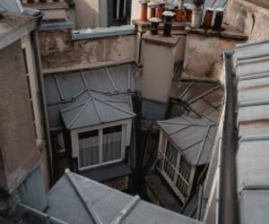 architecture, building, and paris france image