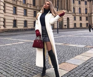fashion, beauty, and goals image