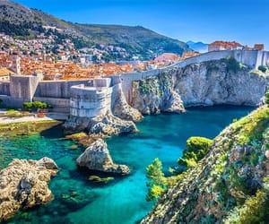 Croatia and dubrovnik image