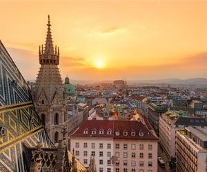 austria and vienna image