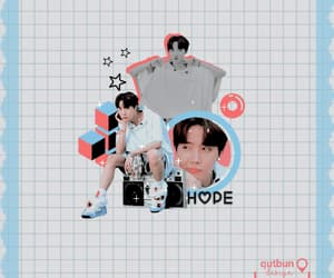 gif, jhope, and kpop image