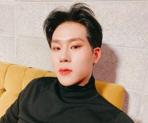kpop, lee, and lee jooheon image