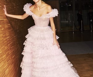 ball gown, frilly, and look image