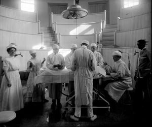 doctors, medical, and 1920 image