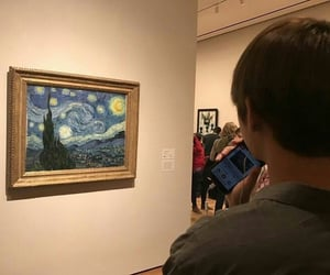 art, museum, and v image