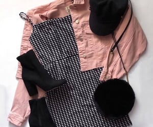 bag, boots, and hat image