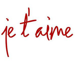 je t'aime, je taime, and quote image