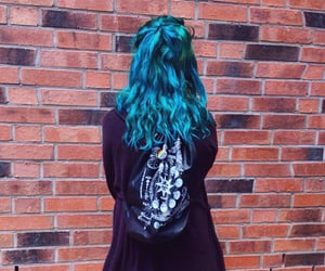 blue, short, and colorful image